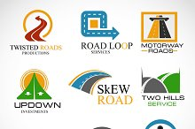 Road symbols and pictograms