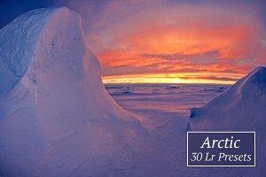 30 Arctic Lr Presets
