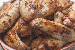 Chicken Wings BBQ