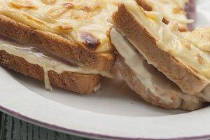 sandwich croque monsieur