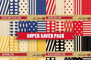 Super Bundle 40 Patterns Kit