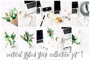 Vertical Styled Stock Image Bundle