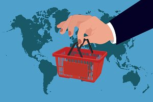shopping basket, online shopping