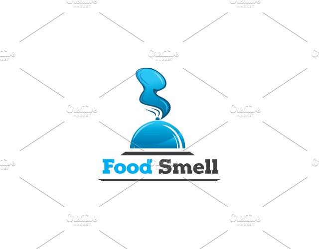 Food Smell Logo Template ~ Logo Templates ~ Creative Market