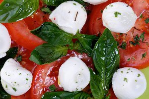 Caprese Background