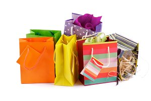 Shopping and Gift Bags