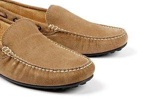 Details of Men's Shoes