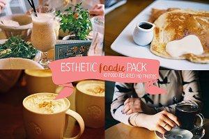 Esthetic Foodie Photo Bundle