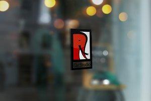 Ele Studio Logo Template
