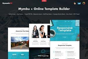 Mymbu + Online Template Builder