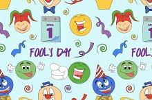 Fools day pattern- 1 April