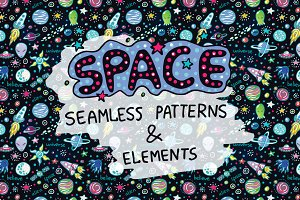 Space patterns & elements