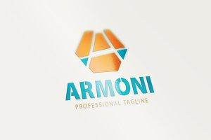 Armoni / A Letter Logo