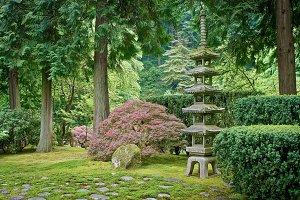 Stone Pagoda Lantern1