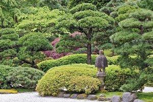 Bonsai Zen Garden Lantern