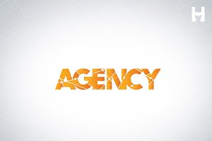 Logo Template - Agency