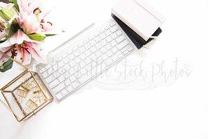 #373 PLSP Styled Desktop Stock Photo