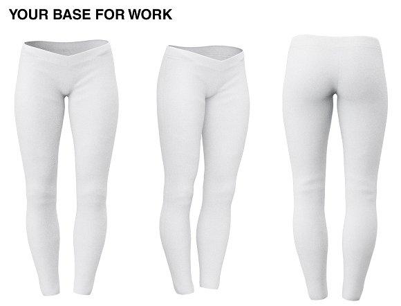 leggings mockups women clothing product mockups creative market