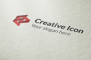 Creative Icon Logo