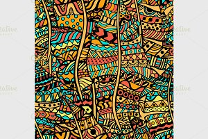 ethnic pattern vector illustration