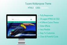 Tucano – HTML5 Responsive Template