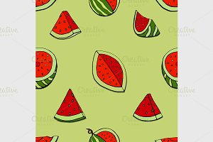 pattern watermelon