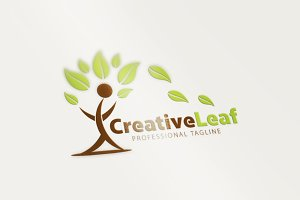 Creative Leaf Logo