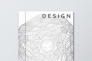 Set design book cover