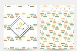 Geometric design business paper