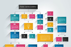 Big flow chart scheme.