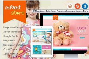 EM Infantstore - Magento Theme