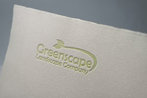 Greenscape Logo Template