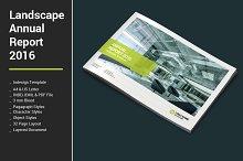 Landscape Annual Report 2016