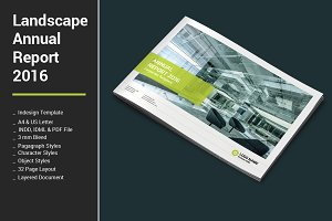 Landscape Annual Report 2016