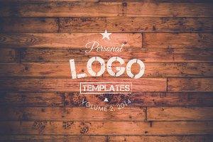 10 Personal Name Logos Vol. 2