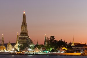Pagoda Wat Arun