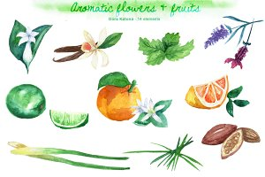 Aromatic Flowers&Fruits