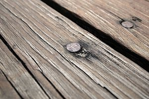 Wooden Bench Background