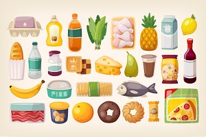 Common goods and everyday products