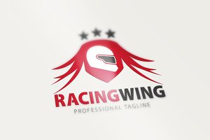 Racing Wing Logo