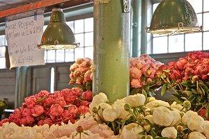 Peony Flower Mart