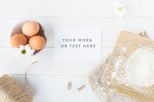 Styled stock photo - Baking + BONUS