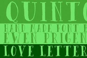 Quinto (font)