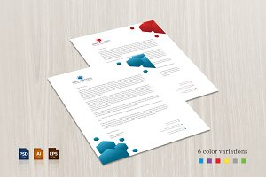 Polygon Corporate Letterhead