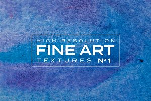 High Resolution Fine Art Textures #1
