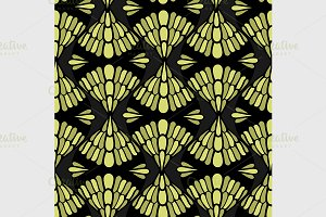 colored seamless pattern.