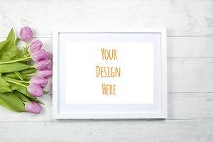 Frame Mockup|Styled Stock Photo