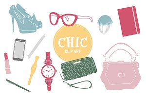 Chic Clipart