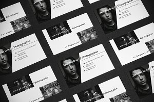 Business Card Photographer