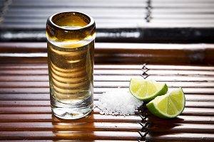 tequila shot